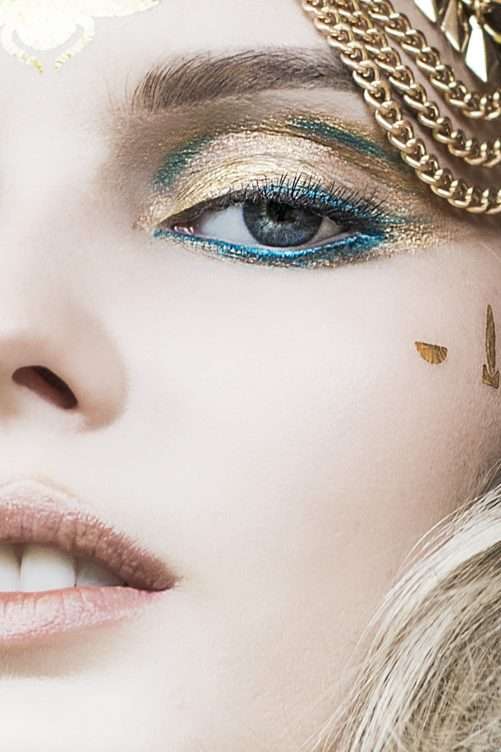 beauty shot for Eye of Horus
