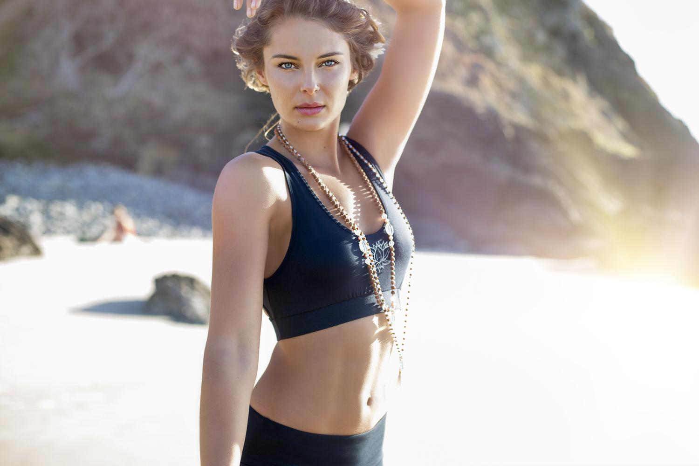 Summer Goddess >> Divine Goddess Yoga Products / Summer campaign   Donatella ...