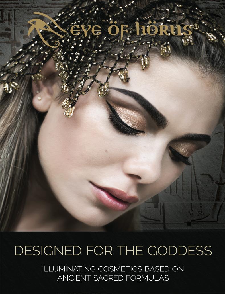 makeup eyeliner goddess campaign promo