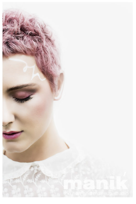 Manik Hair & Makeup Studio - new cuts n colours  campaign