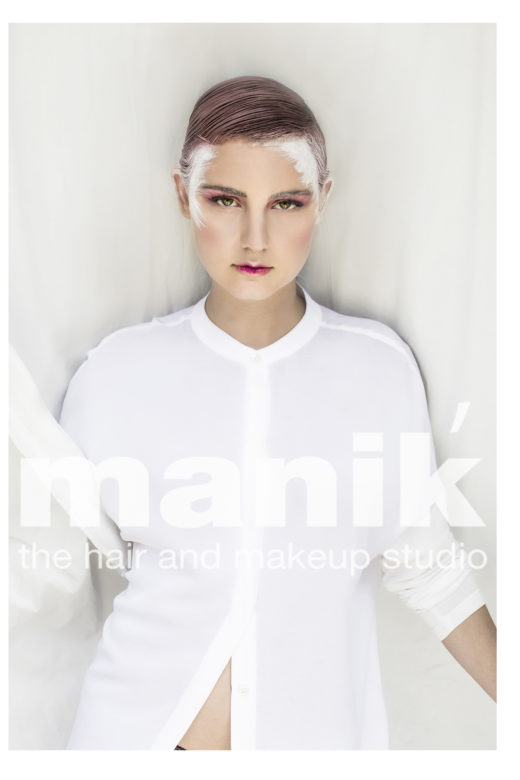pink hair and attitude for new cuts n colours  campaign
