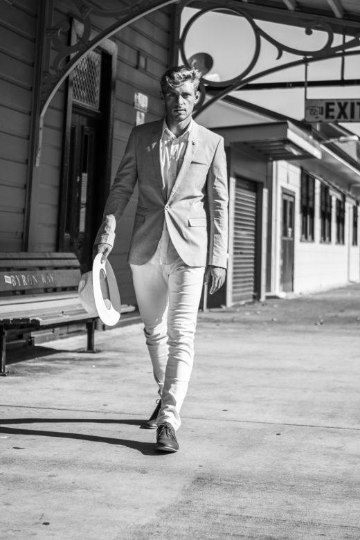 Movie Style for for Sam's modelling portfolio in ByronBay