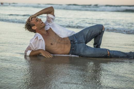 Sexy Fitness Shots Sam Curtis Modelling portfolio