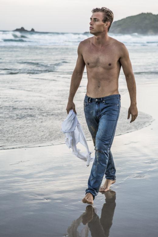 Beachand  Fitness Shots Sam Curtis Modelling portfolio
