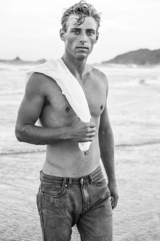 Cute and Fit Sam Curtis Modelling portfolio