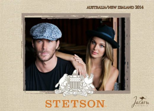 Stetson Cowboy Hats weared by Donatella's models The essence of the American spirit